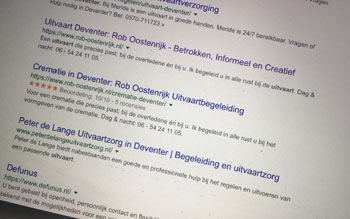 Kies uitvaartverzorger in Deventer